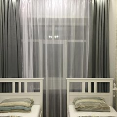 Hostel Zeleniy Dom Кровать в женском общем номере с двухъярусными кроватями фото 8