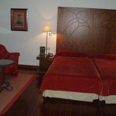 Отель Parador de Limpias 4* Стандартный номер с различными типами кроватей фото 4