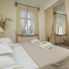 Savoy Boutique Hotel by TallinnHotels 5* Люкс с разными типами кроватей фото 12