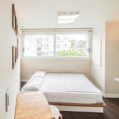 Хостел Itaewon Inn Стандартный номер с двуспальной кроватью фото 15