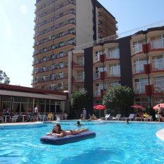 Отель Orel - Все включено Болгария, Солнечный берег - отзывы, цены и фото номеров - забронировать отель Orel - Все включено онлайн бассейн фото 3