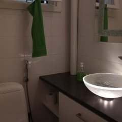 Отель Holiday Home Stranda Center ванная