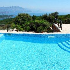 Апартаменты Apartments Villa Milna 1 бассейн
