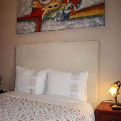 Отель Residencia Pedra Antiga 3* Стандартный номер с двуспальной кроватью фото 4