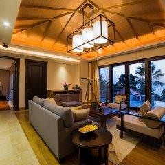 Отель Trisara Villas & Residences Phuket 5* Стандартный номер с различными типами кроватей фото 38