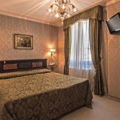 Отель Albergo Bel Sito e Berlino 3* Стандартный номер с различными типами кроватей фото 7