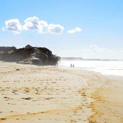 Отель Afonso IV Townhouse Praia del Rey пляж