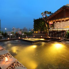 Silverland Sakyo Hotel & Spa Хошимин бассейн