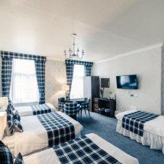 Argyll Hotel 3* Стандартный семейный номер с двуспальной кроватью фото 5