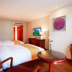 Sejong Hotel 4* Семейный номер Делюкс с 2 отдельными кроватями фото 2