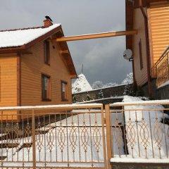 Гостиница Solnce Karpat балкон