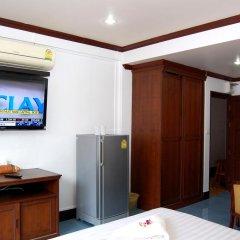 Апартаменты Greenvale Serviced Apartment Номер Делюкс с различными типами кроватей фото 5