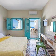 Апартаменты Nissia Apartments Люкс с различными типами кроватей фото 2