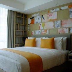 Отель Amari Residences Bangkok 4* Студия Делюкс с различными типами кроватей