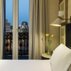 H10 Catalunya Plaza Boutique Hotel 3* Номер Делюкс фото 3