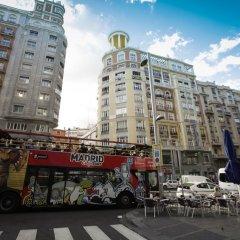 Отель Vitium Urban Suites городской автобус