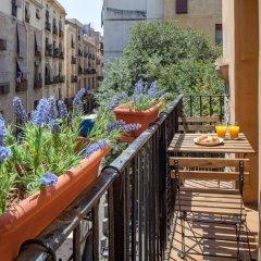 Отель Habitat Apartments Carders Испания, Барселона - отзывы, цены и фото номеров - забронировать отель Habitat Apartments Carders онлайн балкон