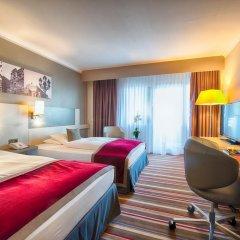 Leonardo Royal Hotel Frankfurt 4* Номер Комфорт с различными типами кроватей фото 12
