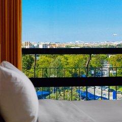 Lisbon Marriott Hotel 4* Стандартный номер с различными типами кроватей