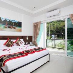Отель Kata Hill View Villas by Kata Sea View Villas 3* Вилла разные типы кроватей