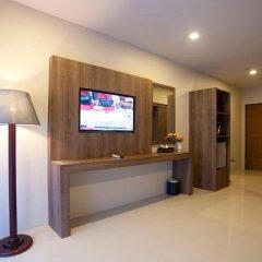 The Gig Hotel 4* Улучшенный номер с двуспальной кроватью фото 5