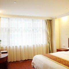 GreenTree Inn Jiangxi Jiujiang Shili Avenue Business Hotel комната для гостей фото 5
