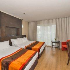 Hotel Beyaz Saray 4* Стандартный семейный номер с двуспальной кроватью фото 4