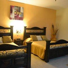 Hotel & Spa Copan Colonial Копан-Руинас комната для гостей фото 4