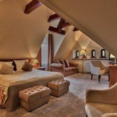 Grand Hotel Stamary Wellness & Spa 4* Номер Делюкс с различными типами кроватей фото 4