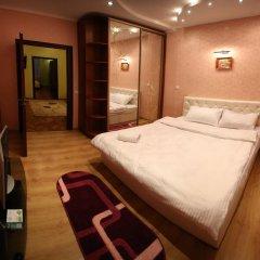 Гостиница Romantic Apartaments 1 Львов комната для гостей фото 2