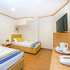 Hotel 81 Sakura 2* Стандартный номер с 2 отдельными кроватями фото 3