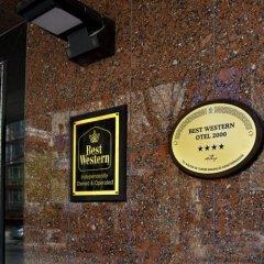 Best Western Hotel Ikibin-2000 интерьер отеля