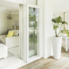 Отель LUX* Belle Mare балкон