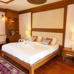 Отель Sirinthara Вилла с различными типами кроватей фото 6