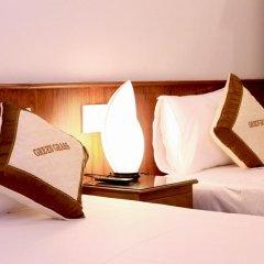 Отель Green Grass Homestay 2* Стандартный номер с двуспальной кроватью фото 3