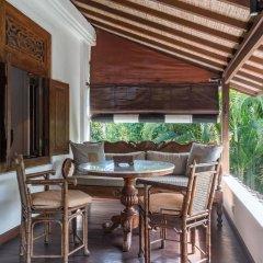 Отель Villa Om Bali балкон