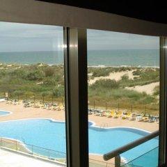 Hotel Apartamento Dunamar пляж фото 2