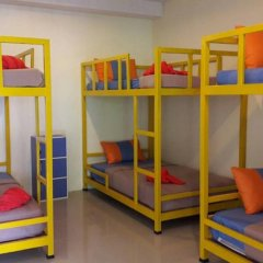 Отель Lanta Justcome 2* Кровать в общем номере фото 8
