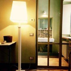 Отель Il Castello di Tassara Сан-Мартино-Сиккомарио ванная