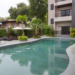 Отель Golden Tulip Essential Pattaya 4* Улучшенный номер с различными типами кроватей фото 19
