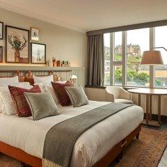 Kimpton Charlotte Square Hotel 5* Улучшенный номер с двуспальной кроватью фото 6