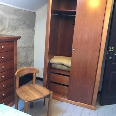 Отель Constituição Rooms 2* Стандартный номер с различными типами кроватей фото 2