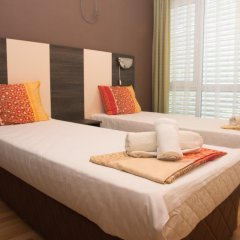 Апартаменты Elite Apartments Солнечный берег комната для гостей фото 5