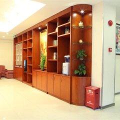 Hanting Hotel Nanchang Railway Station Branch интерьер отеля фото 2