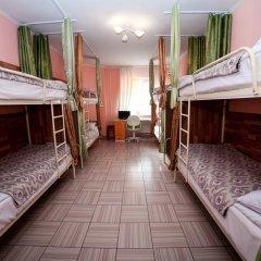 Хостел Вселенная Кровать в общем номере с двухъярусными кроватями фото 17