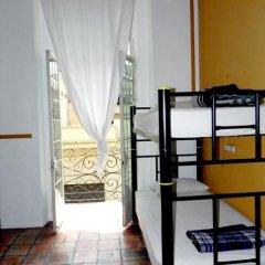 Hostel Hospedarte Centro Кровать в общем номере с двухъярусной кроватью фото 5