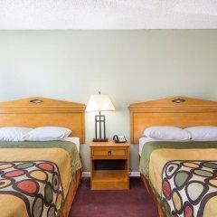 Отель Super 8 by Wyndham Manning 2* Стандартный номер с 2 отдельными кроватями фото 2