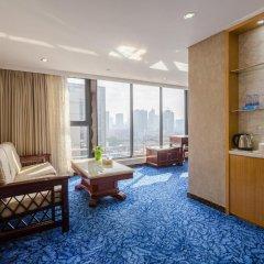 Guangzhou Zhuhai Special Economic Zone Hotel 3* Номер категории Эконом с различными типами кроватей фото 6