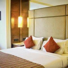 Отель City Park Airport 3* Представительский номер с различными типами кроватей фото 22