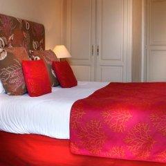 Hotel La Pérouse Nice Baie des Anges 4* Стандартный номер с разными типами кроватей фото 3
